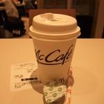 マクドナルド - ドリンク写真:プレミアムローストコーヒー