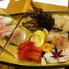 サンペルラ志摩 - 料理写真:夕食 造り盛り合わせ