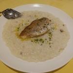 ピッコロコラッジョ - 鯛リゾット