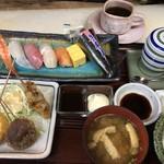 わたべ亭 - レディース定食