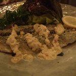 9664346 - 秋刀魚の香草焼き・・。