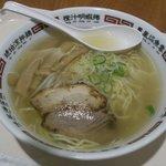 めん宝 - めん宝・ラーメン¥500(2011.09)