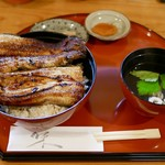 うなぎの美鶴 - ■鰻丼 2700円
