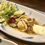 IRODORI - ホタテ貝柱のステーキ
