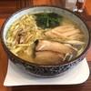 ラーメン・カフェ マルタケ - 料理写真:塩大盛り