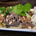 屯縁房 - 料理写真:センマイ刺し