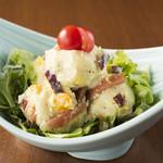 雑魚や 基 - ポテトサラダ