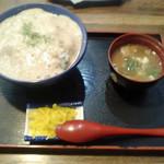 川よし - 麦とろ飯 大盛り