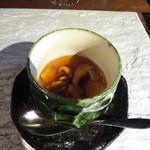 高須賀 - 松茸コンソメ