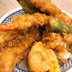 日本橋 天丼 金子半之助 - 料理写真:江戸前天丼