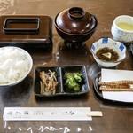勝美館 - ■上うなぎ定食 1900円