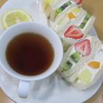 96648908 - 紅茶