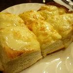 CAFE FLORIAN - ☆チーズの香ばしさがGood!!(^_-)-☆