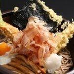麺酒房 文楽 - 文楽新名物 福をよぶ「七福そば」
