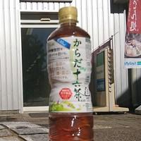 ファミリーマート-からだ十六茶¥156