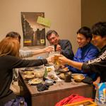 黄金の角煮と奄美焼酎90種 奄んちゅ - 宴会