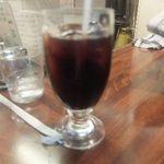 喫茶 岩田 - アイスコーヒー