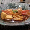 Bochibochi - 料理写真:金目鯛のあら炊き