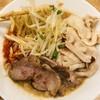 地鶏らーめんはや川 - 料理写真:濃厚味噌ラーメン+豚バラ