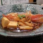 ぼちぼち - 料理写真:金目鯛のあら炊き