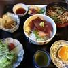 大野路 - 料理写真:ランチのまぐろ丼セット1,000円