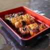 勝美館 - 料理写真:鰻5切れ