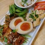 福島壱麺 - あて盛り