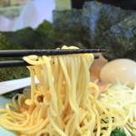 五代目晴レル屋 - 中太麺