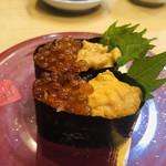 寿司虎 - うにいくら