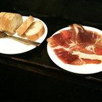 三鷹バル - ハモンセラーノ