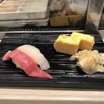 梅丘寿司の美登利総本店 - 超特選にぎり⑴