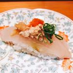 寿司栄 華やぎ - かわはぎ