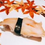 寿司栄 華やぎ - バイ貝