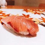 寿司栄 華やぎ - 鰤