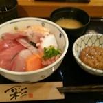 すこやか亭 - 料理写真:海鮮丼