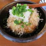 みつばち - おぼろ豆腐の厚揚げ