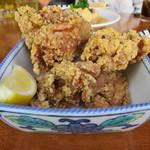 みつばち - 大山鶏の竜田揚げ