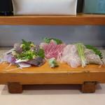 魚河岸料理 尋 - 地魚三種盛