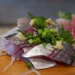 魚河岸料理 尋 - 鯵