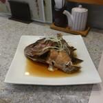 魚河岸料理 尋 - 鯛かぶと煮