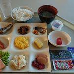 釧路プリンスホテル - 料理写真:
