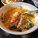上海μ - 四川担々麺