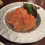 池袋 Cafe&Dining Pecori - 本日のカルパッチョ