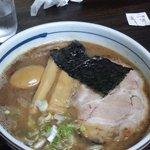 9667293 - らー麺+味玉