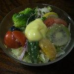 まきいし - 野菜サラダ