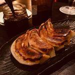 中国料理酒家 中 - 黒豚焼き餃子