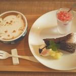 ピノ カフェ&ミール - 料理写真: