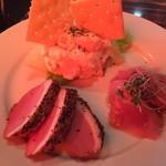 ビストロバル enishi - 前菜3種盛
