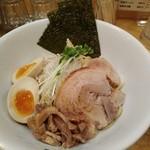 みつ星製麺所 - 特製濃厚つけ麺1050円