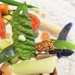 96683106 - 季節の野菜(アップ2)